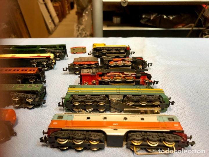 Trenes Escala: Lote Ibertren locomotoras vagones - Foto 3 - 111207987