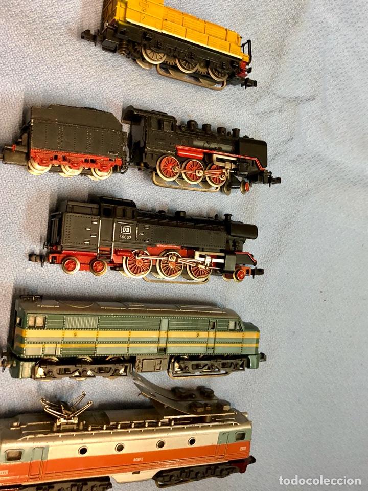 Trenes Escala: Lote Ibertren locomotoras vagones - Foto 4 - 111207987