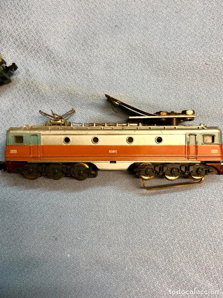Trenes Escala: Lote Ibertren locomotoras vagones - Foto 10 - 111207987
