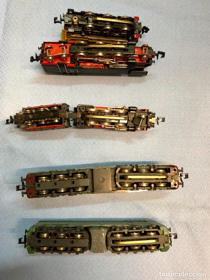 Trenes Escala: Lote Ibertren locomotoras vagones - Foto 11 - 111207987