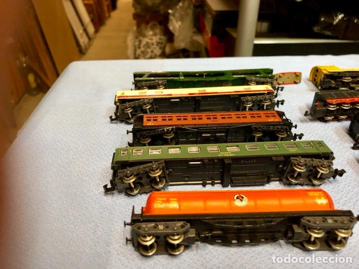 Trenes Escala: Lote Ibertren locomotoras vagones - Foto 17 - 111207987