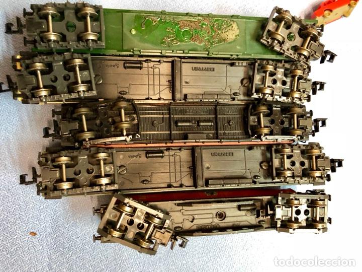 Trenes Escala: Lote Ibertren locomotoras vagones - Foto 18 - 111207987
