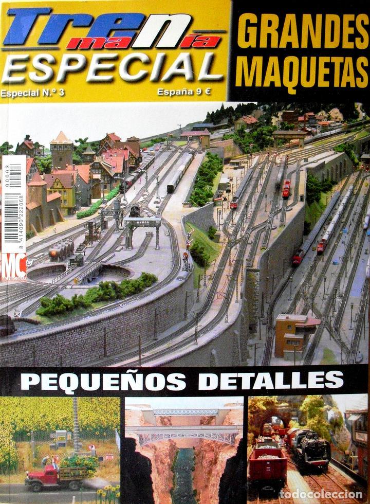 TREN MANÍA ESPECIAL 3 (Juguetes - Trenes - Varios)