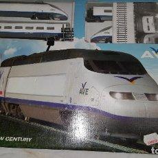Trenes Escala: JUEGO DE TREN AÑOS 90. Lote 112112107