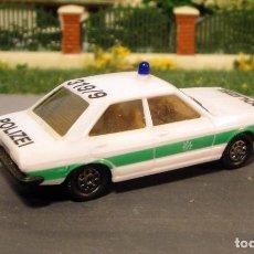 Trenes Escala: AUDI 80 GTE POLICÍA DE HERPA. Lote 112573439