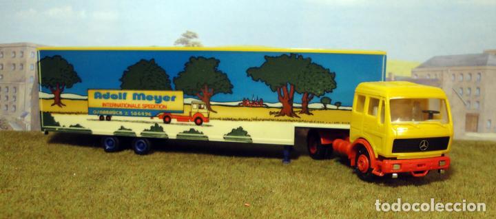 Trenes Escala: Camión mercedes - Foto 2 - 112573511