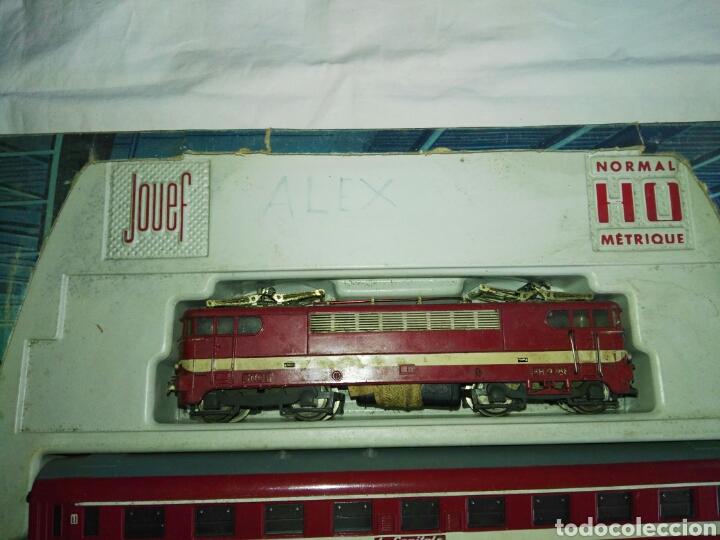 Trenes Escala: Despiece tren electrico antiguo jouef - Foto 2 - 112707144