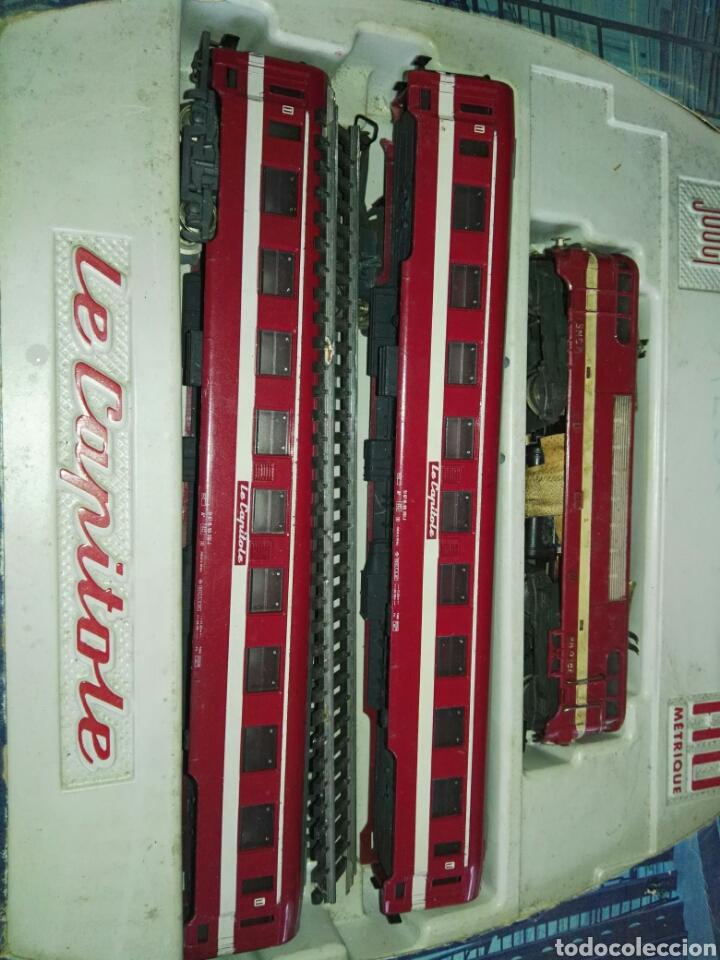 Trenes Escala: Despiece tren electrico antiguo jouef - Foto 3 - 112707144