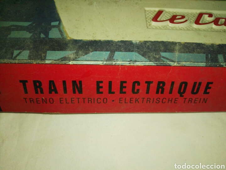 Trenes Escala: Despiece tren electrico antiguo jouef - Foto 4 - 112707144
