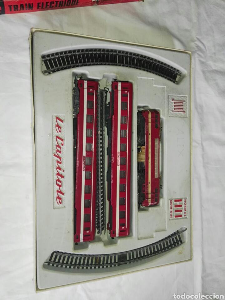 Trenes Escala: Despiece tren electrico antiguo jouef - Foto 5 - 112707144