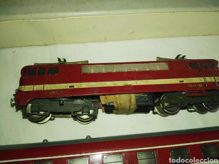 Trenes Escala: Despiece tren electrico antiguo jouef - Foto 7 - 112707144