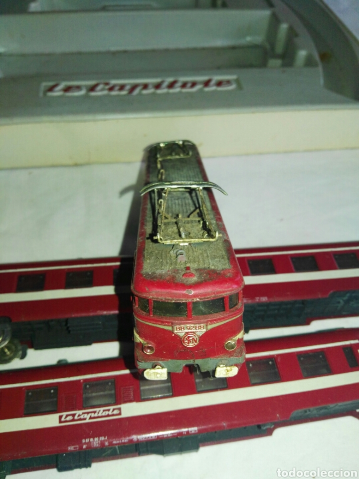 Trenes Escala: Despiece tren electrico antiguo jouef - Foto 8 - 112707144