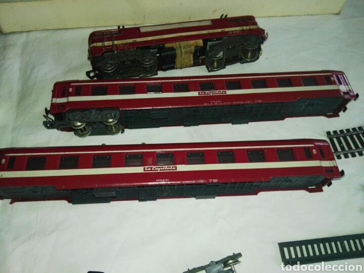 Trenes Escala: Despiece tren electrico antiguo jouef - Foto 10 - 112707144