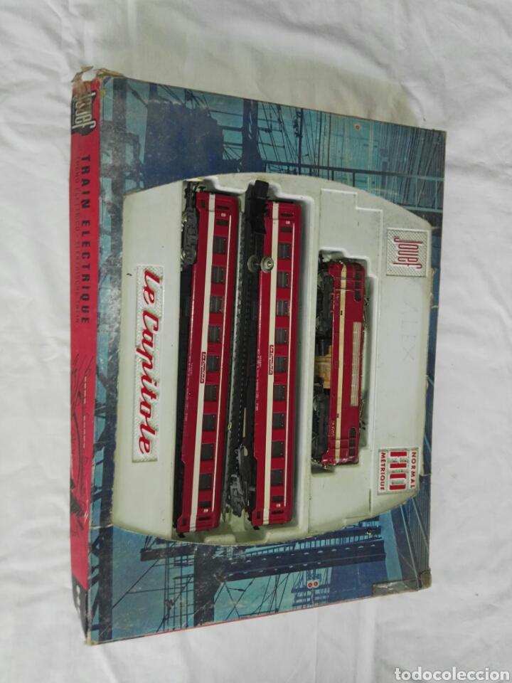 Trenes Escala: Despiece tren electrico antiguo jouef - Foto 12 - 112707144