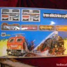 Trenes Escala: PEQUETREN MOD. 511 COMPLETO .FUNCIONANDO,PARECE NO JUGADO . Lote 112722847
