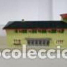 Trenes Escala: TALLER ESTACCION - ACCESORIOS MAQUETA - ESCALA HO -. Lote 112724523
