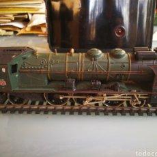 Trenes Escala: MÁQUINA DE TREN.. Lote 112787316