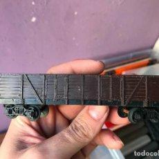 Trenes Escala: VAGON DE MERCANCIAS DE TREN ESCALA H0 . Lote 113423615
