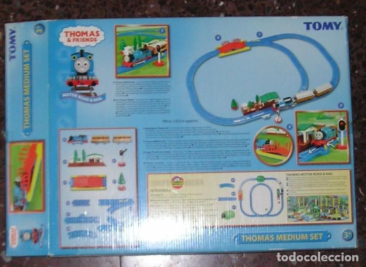 Trenes Escala: Tren circuito Thomas & Friends completo - Foto 2 - 114378619