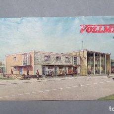 Trenes Escala: VOLLMER. 1964/65. Lote 114787295