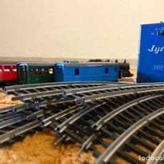 Trenes Escala: TREN JYESA 2027. INCLUYE VAGÓN CORREOS. Lote 114880872