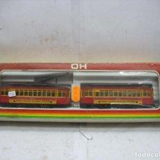Trenes Escala: MEHANO - TRANVÍA 1654 THIRD AVENUE RAILWAY SYSTEM CORRIENTE CONTINUA. Lote 115705791