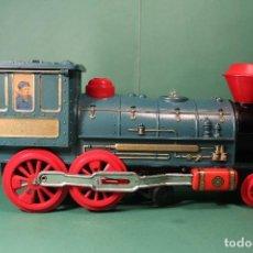 Trenes Escala: TREN LOCOMOTORA WESTERN. Lote 116106587