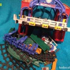 Trenes Escala: GRAN ESTACIÓN DE GEO TRAX FISHER PRICE. Lote 116491695