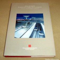 Trenes Escala: METRO DE MADRID: LÍNEA NUEVOS MINISTERIOS - BARAJAS - ENVÍO GRATIS. Lote 116611739