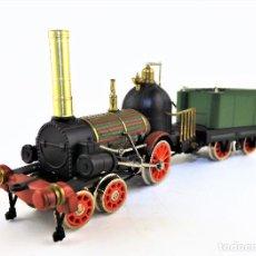 Trenes Escala: BACHMANN H0 TREN THE PRUSSIA. Lote 116962091