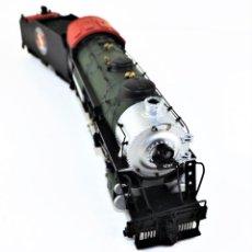Trenes Escala: BACHMANN LOCOMOTORA VAPOR CONSOLIDATION. Lote 116986491