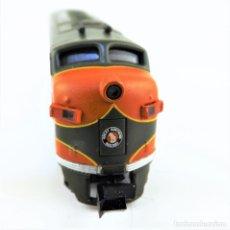 Trenes Escala: BACHMANN LOCOMOTORA GREAT NORTHERN. Lote 116986535