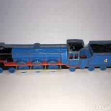 Trenes Escala: TREN LOCOMOTORA THOMAS THE TANK DE ERTL. Lote 116994519