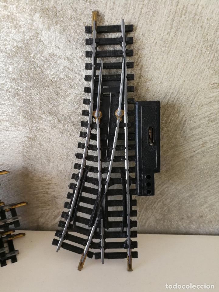 Trenes Escala: LOTE VÍAS JOUEF ESCALA H0 - Foto 2 - 118060759