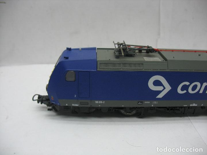 Trenes Escala: Piko - Locomotora eléctrica connex 185 516-2 corriente continua - Escala H0 - Foto 2 - 179144723