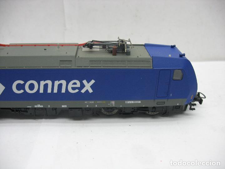 Trenes Escala: Piko - Locomotora eléctrica connex 185 516-2 corriente continua - Escala H0 - Foto 4 - 179144723