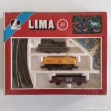 Trenes Escala: TREN ELÉCTRICO LIMA. Lote 118314619