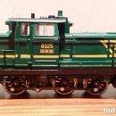 Trenes Escala: LOCOMOTORA DIESEL HIDRÁULICA TIPO C A.B.R JOUEF REF. 8529 CAJA ORIGINAL. TREN ESCALA H0. Lote 123420886