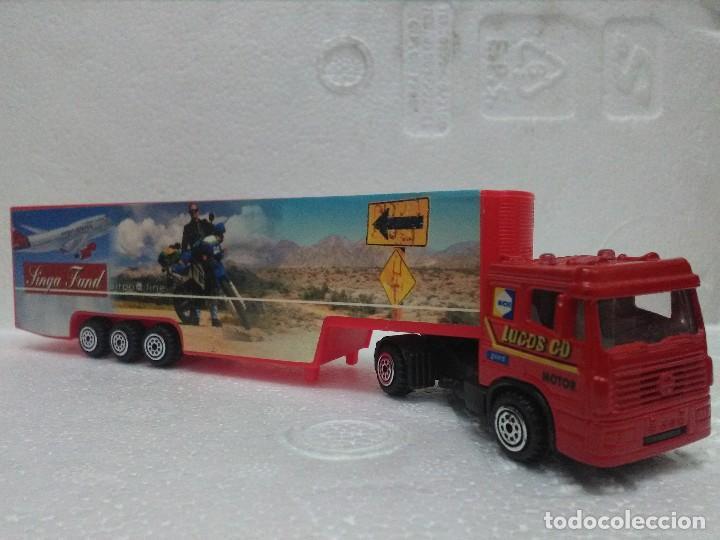 Trenes Escala: Camion trailer escala H0 1/87 ENVIO GRATIS - Foto 2 - 118448683