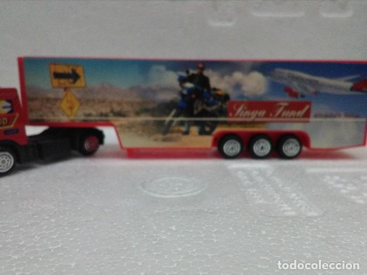 Trenes Escala: Camion trailer escala H0 1/87 ENVIO GRATIS - Foto 3 - 118448683
