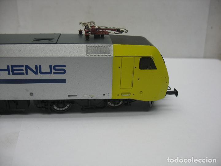 Trenes Escala: Lima - Locomotora eléctrica SIEMENS RHENUS 152 902-3 corriente continua - Escala H0 - Foto 2 - 221690725
