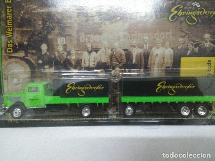 Trenes Escala: Camión Americano ESCALA H0 1/87 - Foto 7 - 119028771