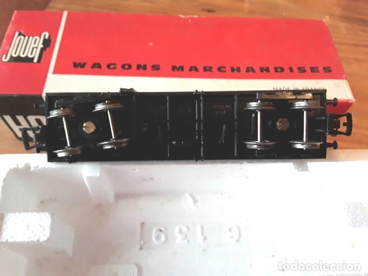Trenes Escala: Jouef vagón elf, en caja - Foto 3 - 119545823