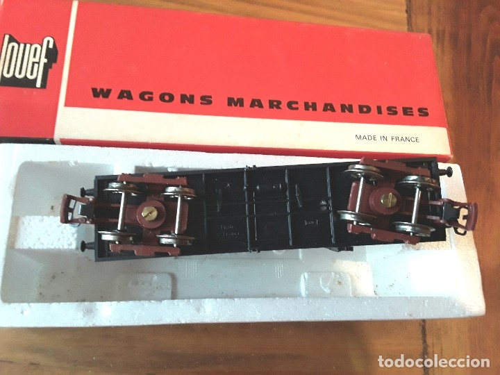 Trenes Escala: Jouef vagón elf, en caja. - Foto 3 - 119547103