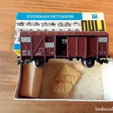 Trenes Escala: JOUEF VAGÓN MERCANCÍAS, EN CAJA PIKO. Lote 119548255