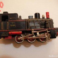 Trenes Escala: ANTIGUA LOCOMOTORA TREN . Lote 120852467