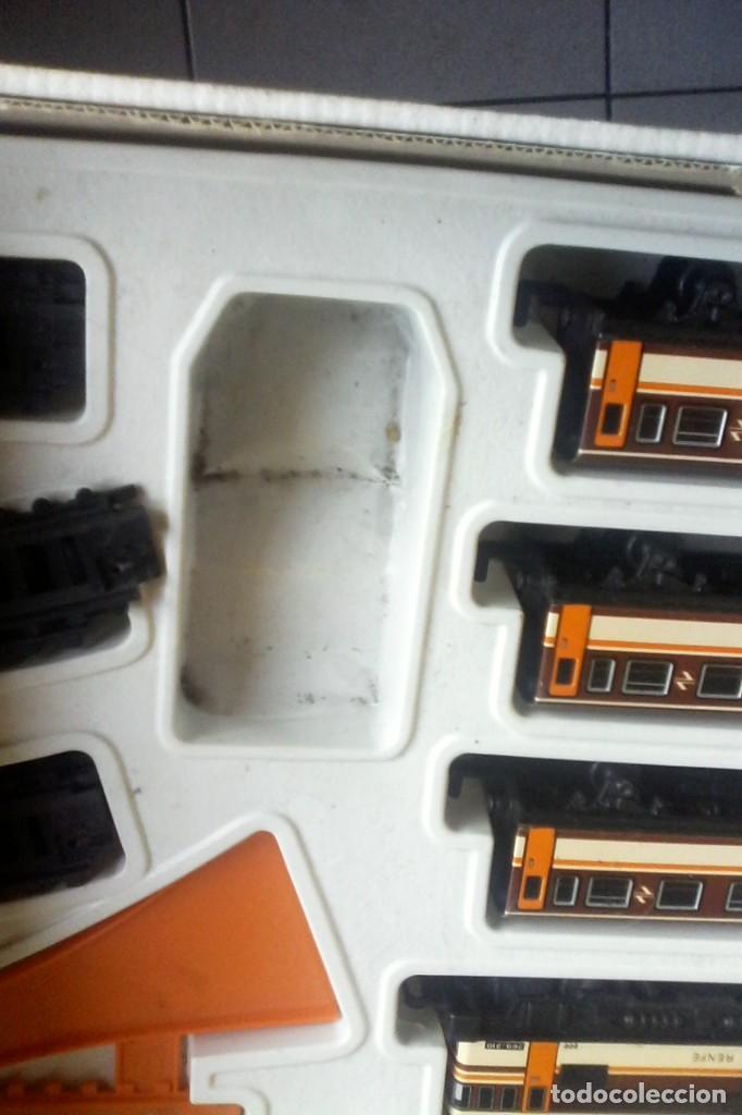 Trenes Escala: TREN ELECTRICO PILAS . - Foto 6 - 121043671