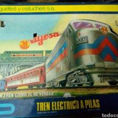 Trenes Escala: TREN JYESA H0. Lote 121490894