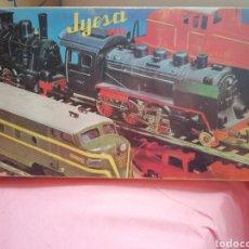Trenes Escala: TREN FERROBUS H0 JYESA. Lote 136501469