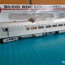 Trenes Escala: LOCOMOTORA AUTOMOTOR PROTO 1000 SERIES BUDD RDC NORTHERN PACIFIC #B31 ESCALA HO (NUEVO). Lote 121681747